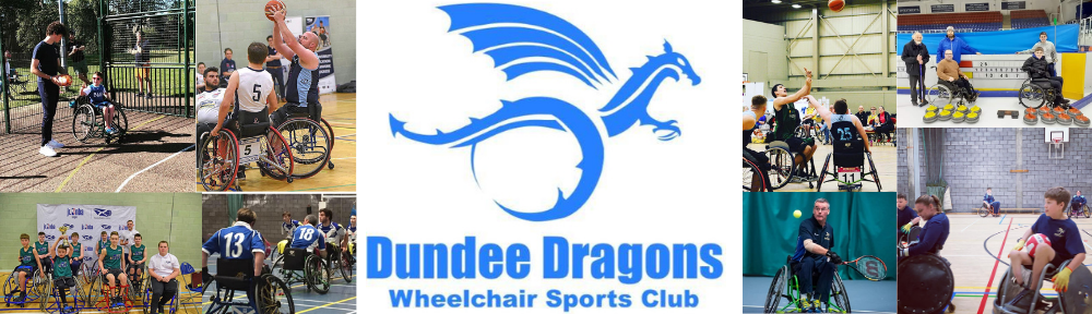 Dundee Dragons Wheelchair Sports